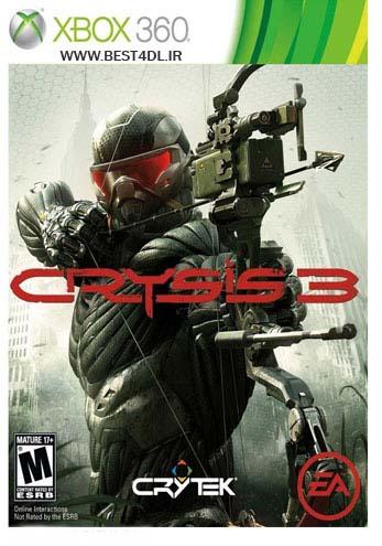 Crysis 3 دانلود بازی Crysis 3 برای XBOX360