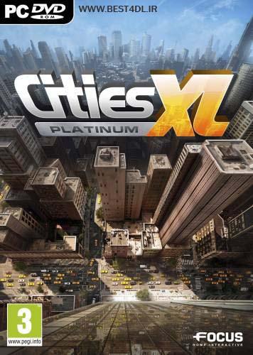 دانلود بازی Cities XL Platinum برای کامپیوتر